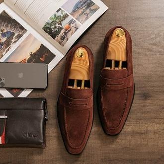 quần tây giày lười