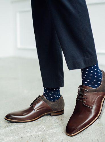 Bộ sưu tập giày da nam 2021