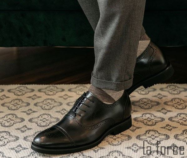 giày brogues oxford