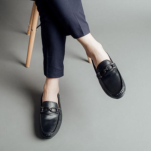 giày horsebit loafer