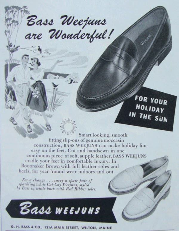 giày loafers nam là gì