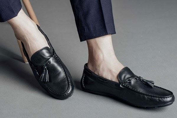 giày moccasin cho nam