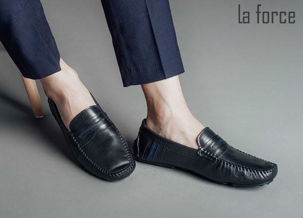 giày nam moccasin