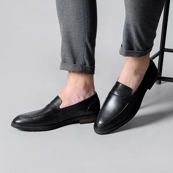 giày penny loafer