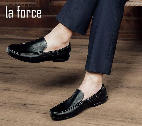 phối đồ cùng giày loafer nam