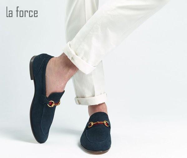 phối đồ giày loafer nam