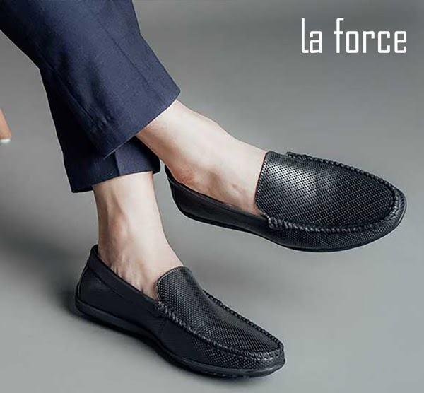 phối đồ giày loafer
