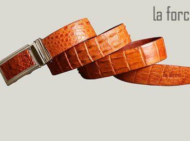 Bật mí cách chọn thắt lưng da cá sấu chuẩn, giá tốt nhất!
