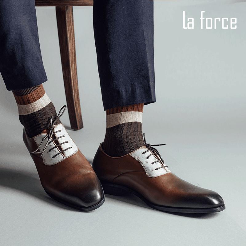 giày đi với quần vải nam