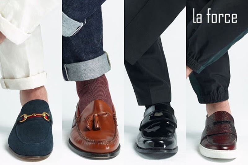 giày mặc quần jean nam