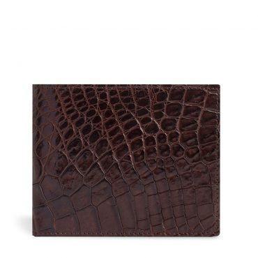 Ví cá sấu 1 mặt  VLA1390N-H-CF