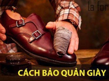 Gợi ý các cách bảo quản giày da theo từng chất liệu hiệu quả nhất!