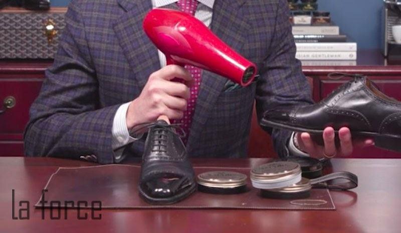 cách làm giày ra rộng ra