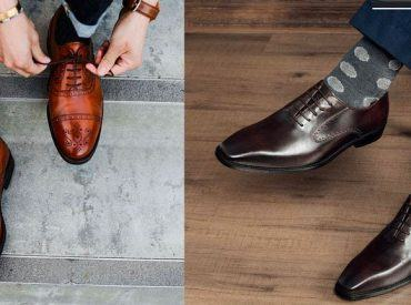 Chi tiết các cách làm rộng giày da trong 1 nốt nhạc!