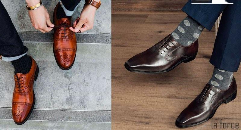 cách nới rộng giày da
