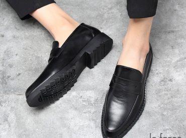 Giày nam bị rộng phải làm sao? Chi tiết cách khắc phục giày rộng hiệu quả 99%!