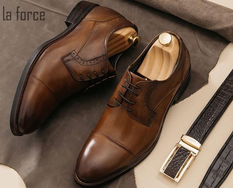 giày tăng chiều cao laforce