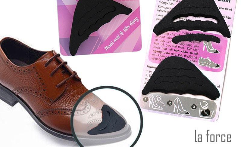 sửa giày nam bị rộng