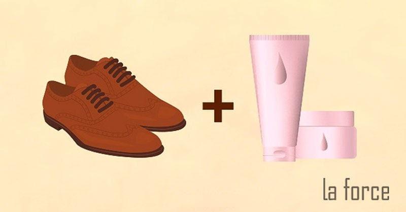 cách làm giày hết chật