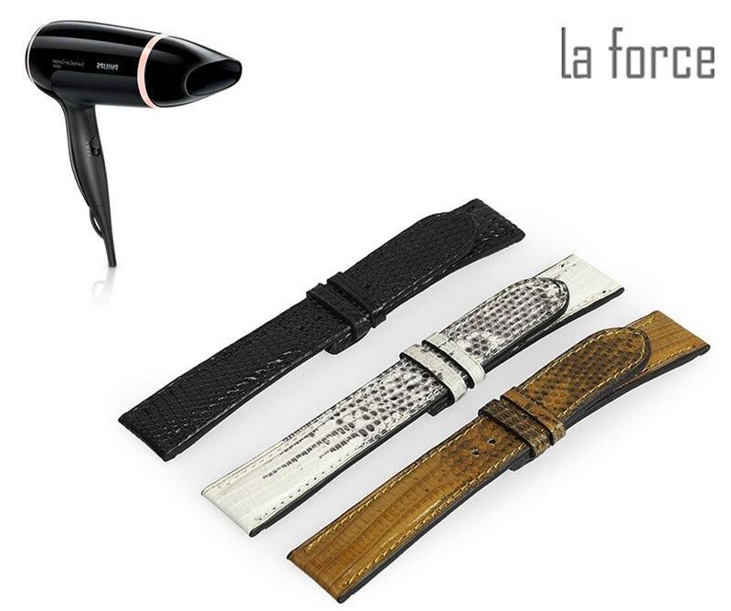 làm mềm dây đồng hồ bằng máy sấy tóc