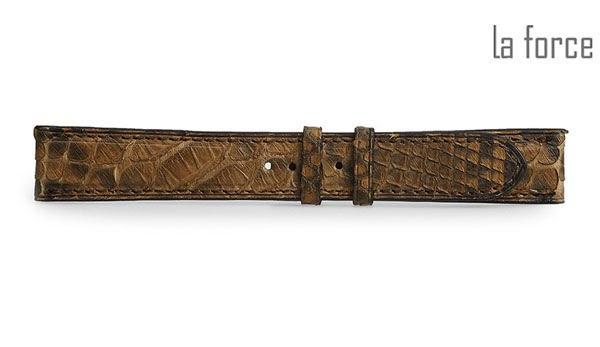 dây đeo đồng hồ da trăn