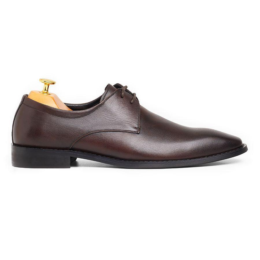 Giày tây buộc dây Plain Toe Derby GNLA0205-N