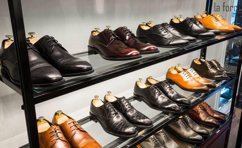 các hiệu giày tây nổi tiếng