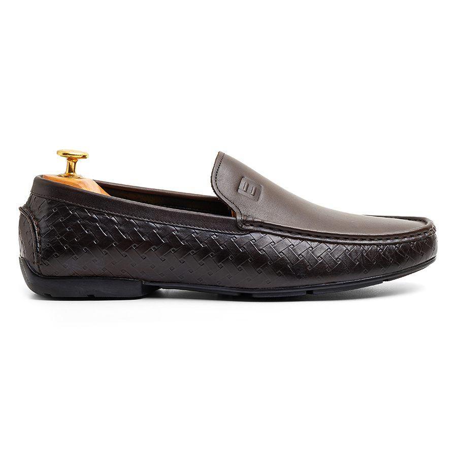 Giày lười da nam GNLA2122-N
