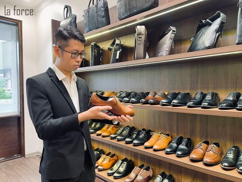 thương hiệu giày tây nổi tiếng