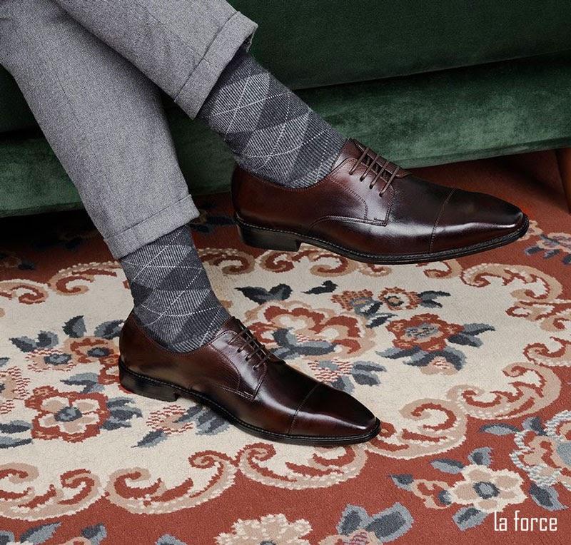 giày dress shoes laforce