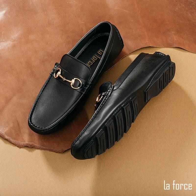 giày nam horsebit loafer