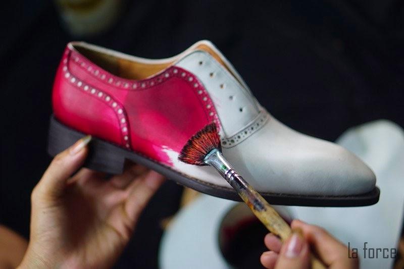 giày patina