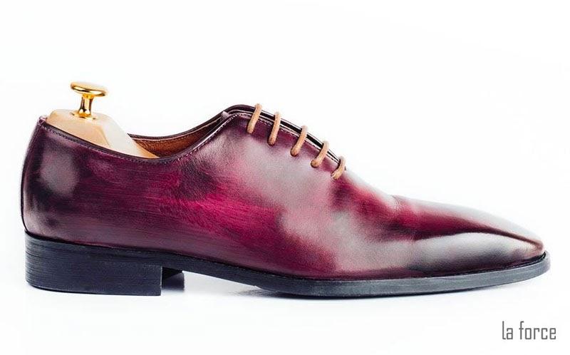 giày phối màu
