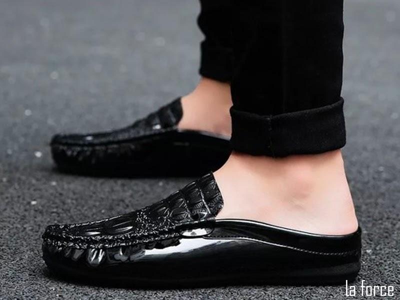 giày sục nam đẹp