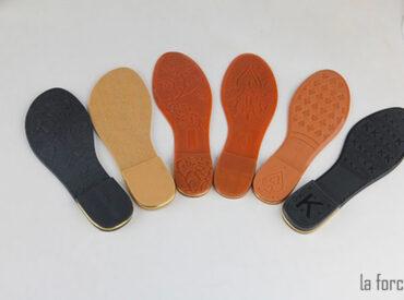 Nhận biết các loại đế giày tây phổ biến hiện nay