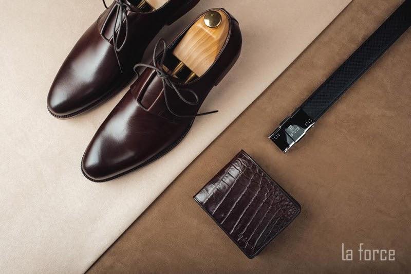 cách chọn giày nam cho người thấp
