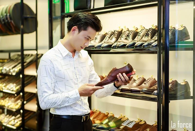 cách chọn giày phù hợp cho nam