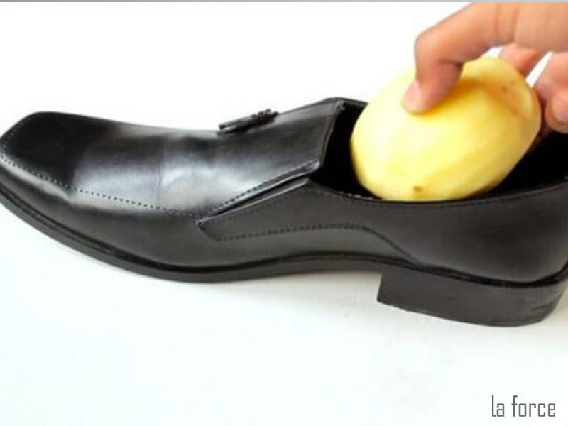 khắc phục đi giày đau chân