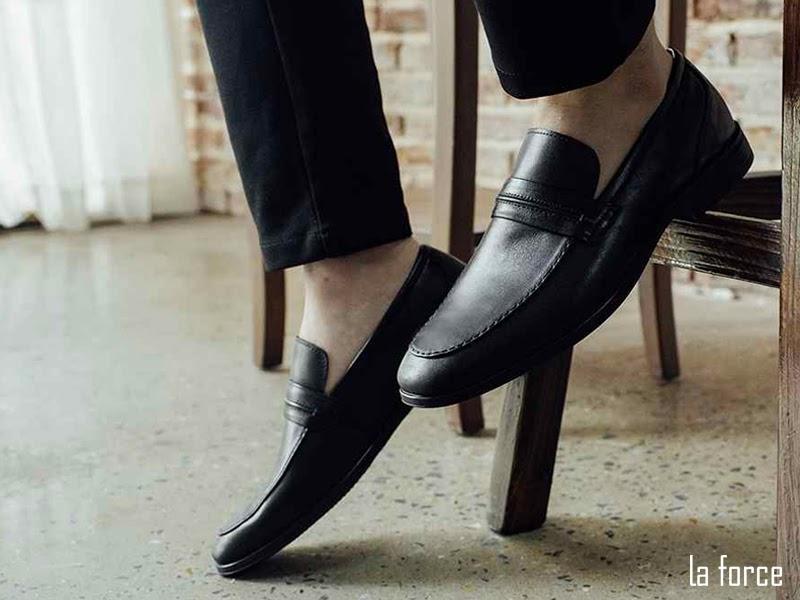 xu hướng giày da nam
