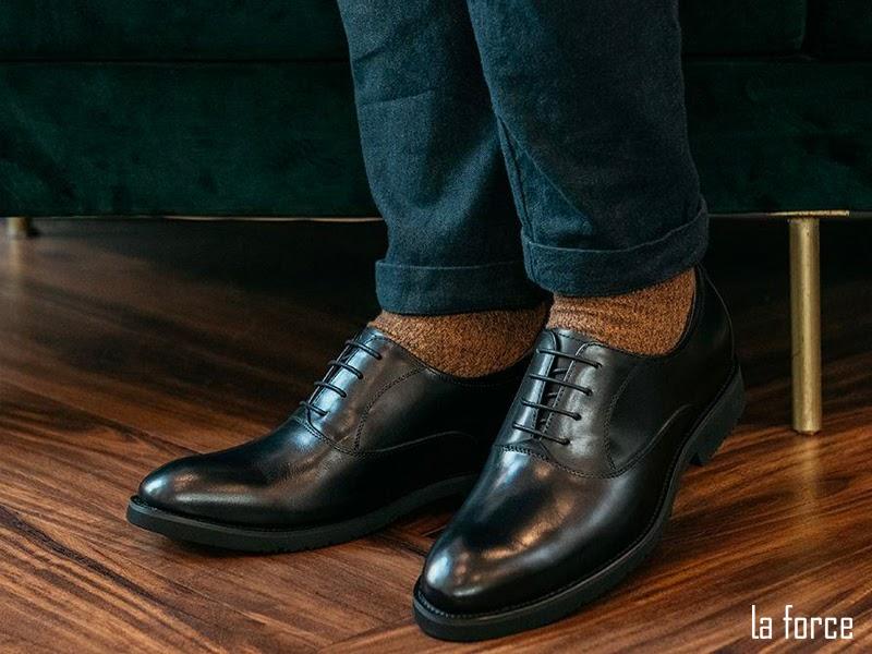 xu hướng giày lười nam