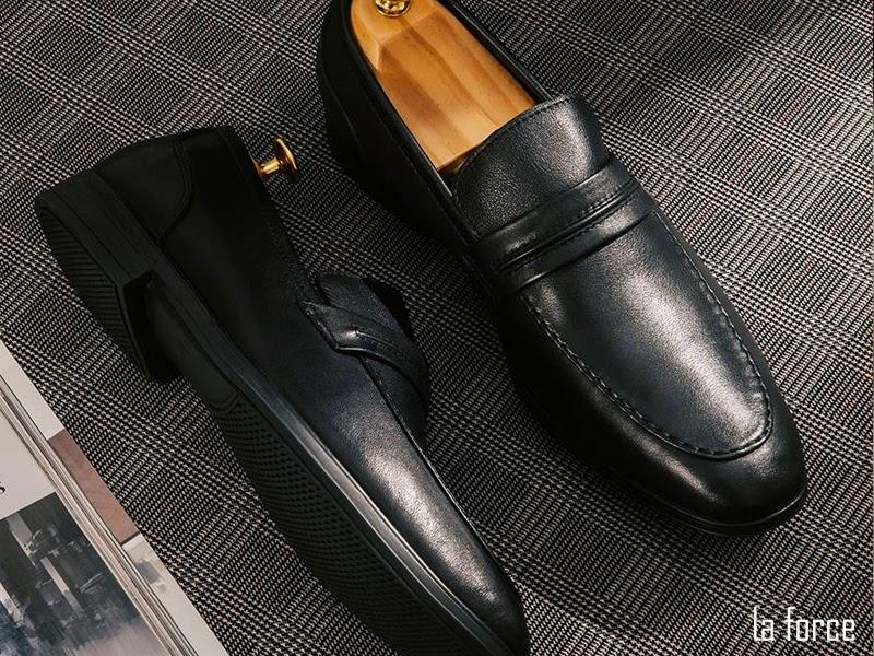 xu hướng giày tây nam