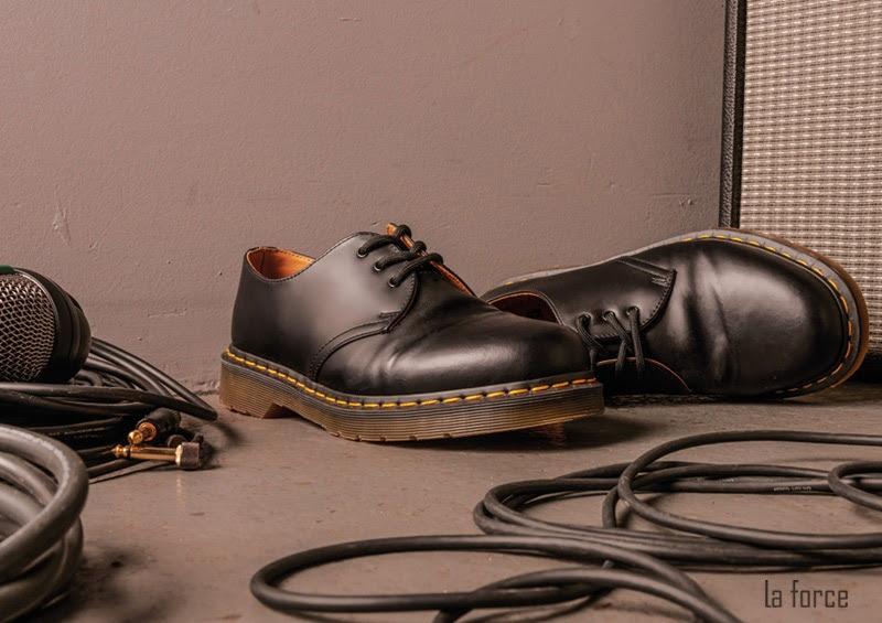 phối đồ với giày dr martens
