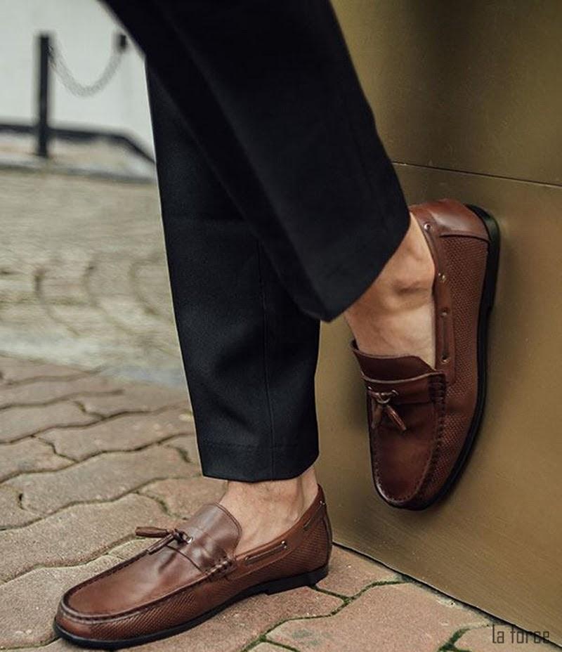 giày nam đế bệt