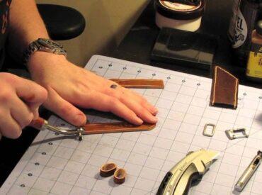 Hướng dẫn chi tiết cách làm dây da đồng hồ handmade ngay tại nhà
